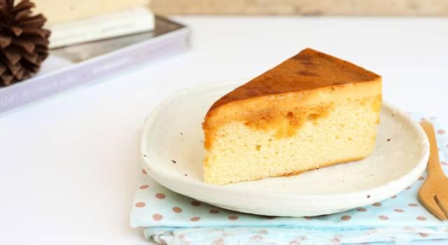 Un dolce con solo due ingredienti? Ecco a voi la torta piuma!