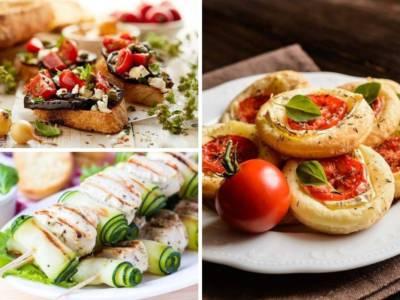 Antipasti estivi? Ecco 12 idee per piatti invitanti e deliziosi!