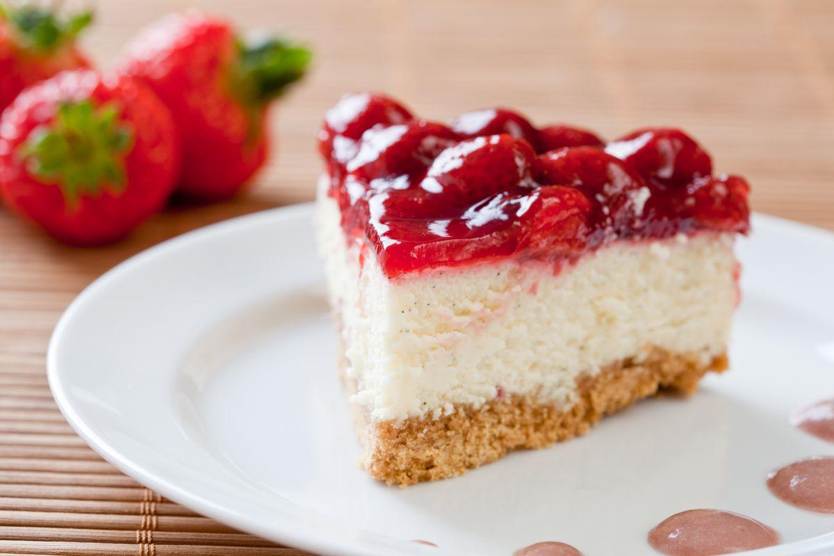 cheesecake alle fragole Bimby