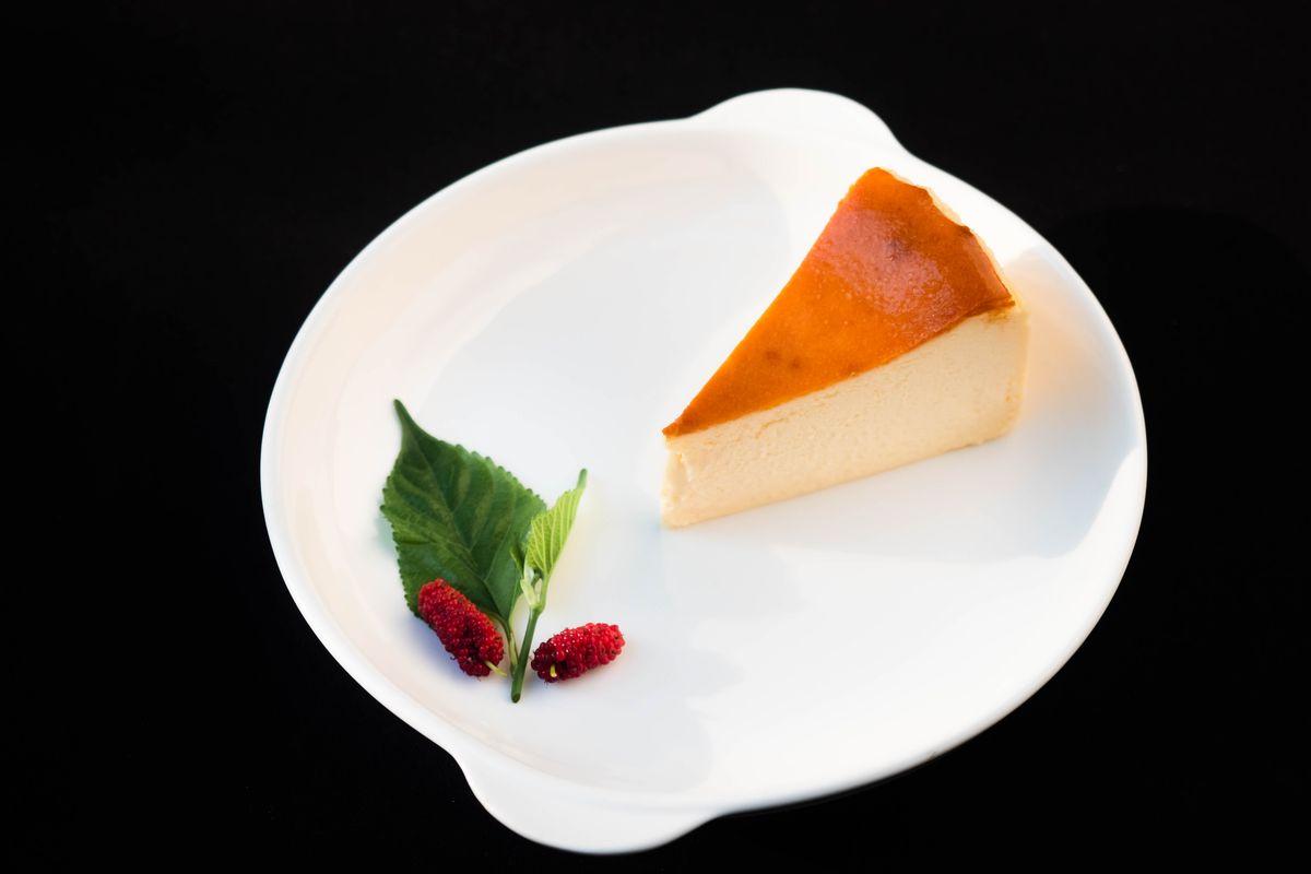 Cheesecake prosciutto e melone