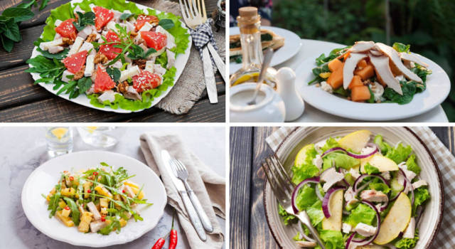 Insalata di pollo light: le ricette più sfiziose per iniziare la dieta