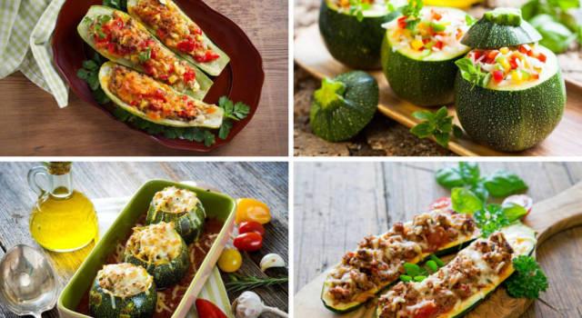 Zucchine ripiene: la ricetta, i consigli e le varianti per tutti i gusti