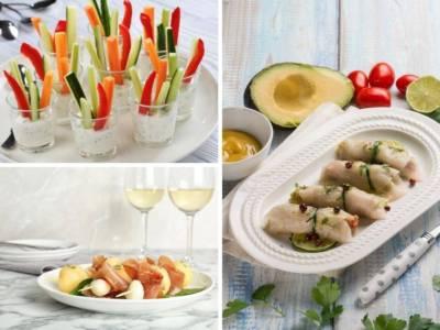 Antipasti freddi: 10 ricette sfiziose perfette tutto l'anno