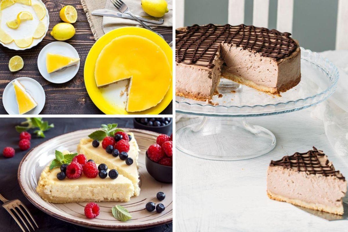 Come fare la cheesecake perfetta? 10 ricette e consigli