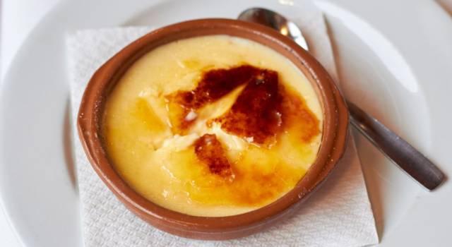 Crema catalana: la ricetta del dolce conteso tra Spagna e Inghilterra