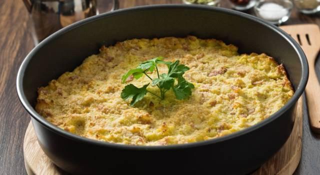 Troppo caldo per accendere il forno? Provate il gateau di patate in padella!