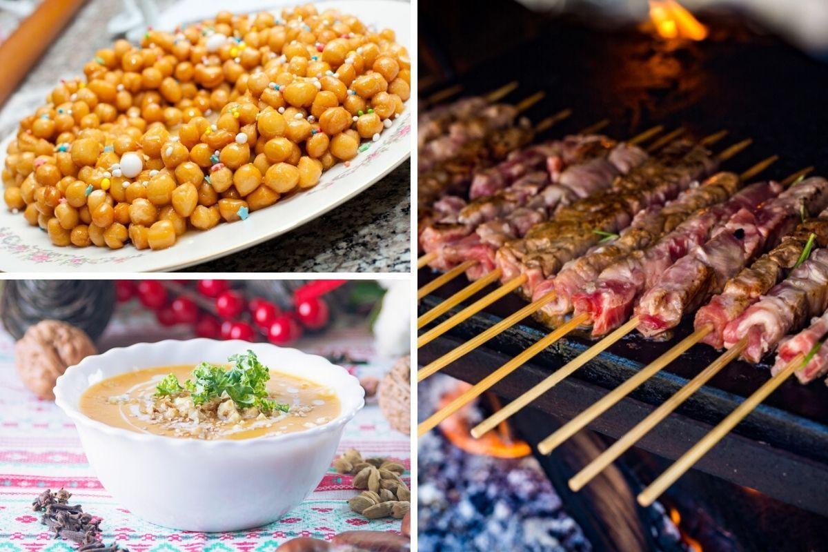 piatti tipici dell'Abruzzo
