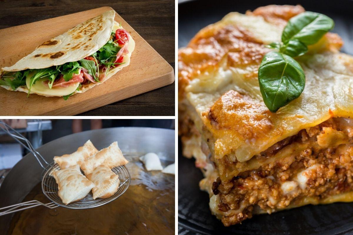 piatti tipici dell'Emilia Romagna