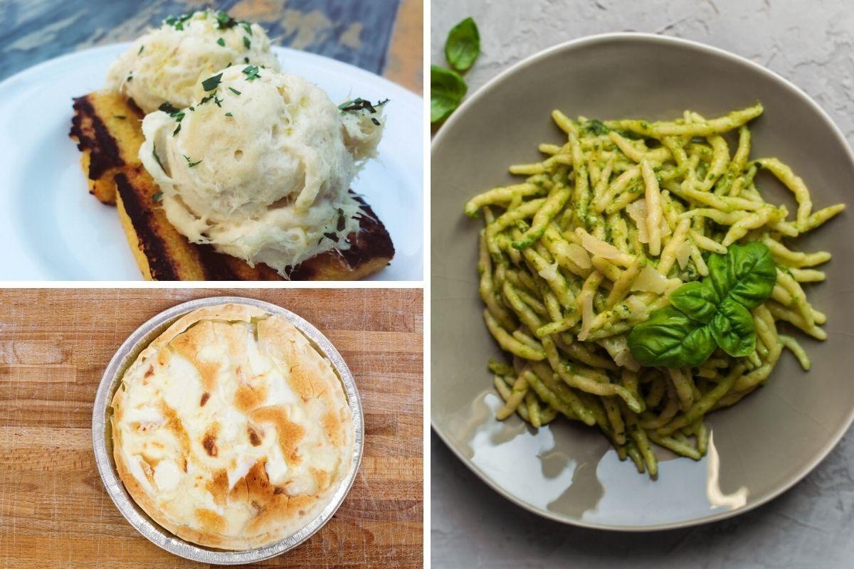 piatti tipici della Liguria