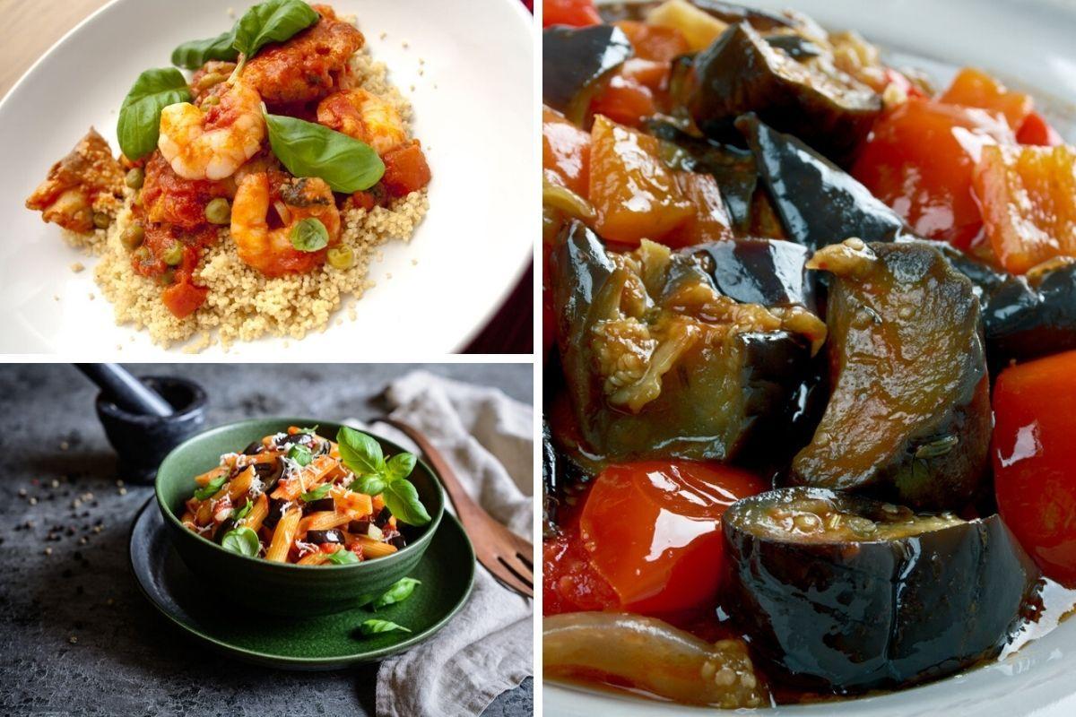 piatti tipici della Sicilia