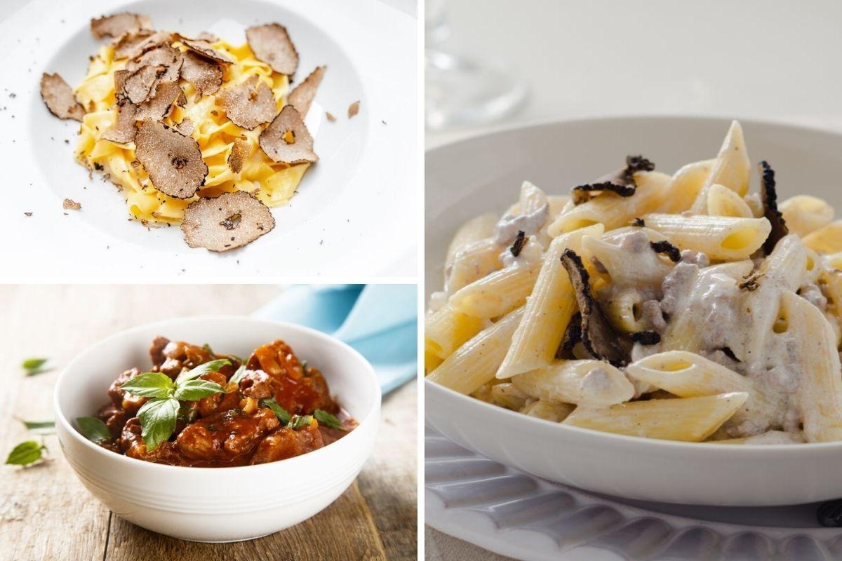 piatti tipici dell'Umbria