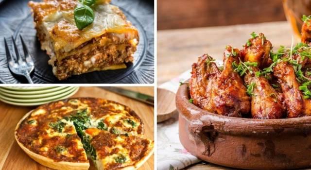 Per il pranzo della domenica, ecco i migliori piatti da preparare!