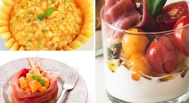 Come presentare prosciutto e melone? 10 ricette che vi lasceranno a bocca aperta!