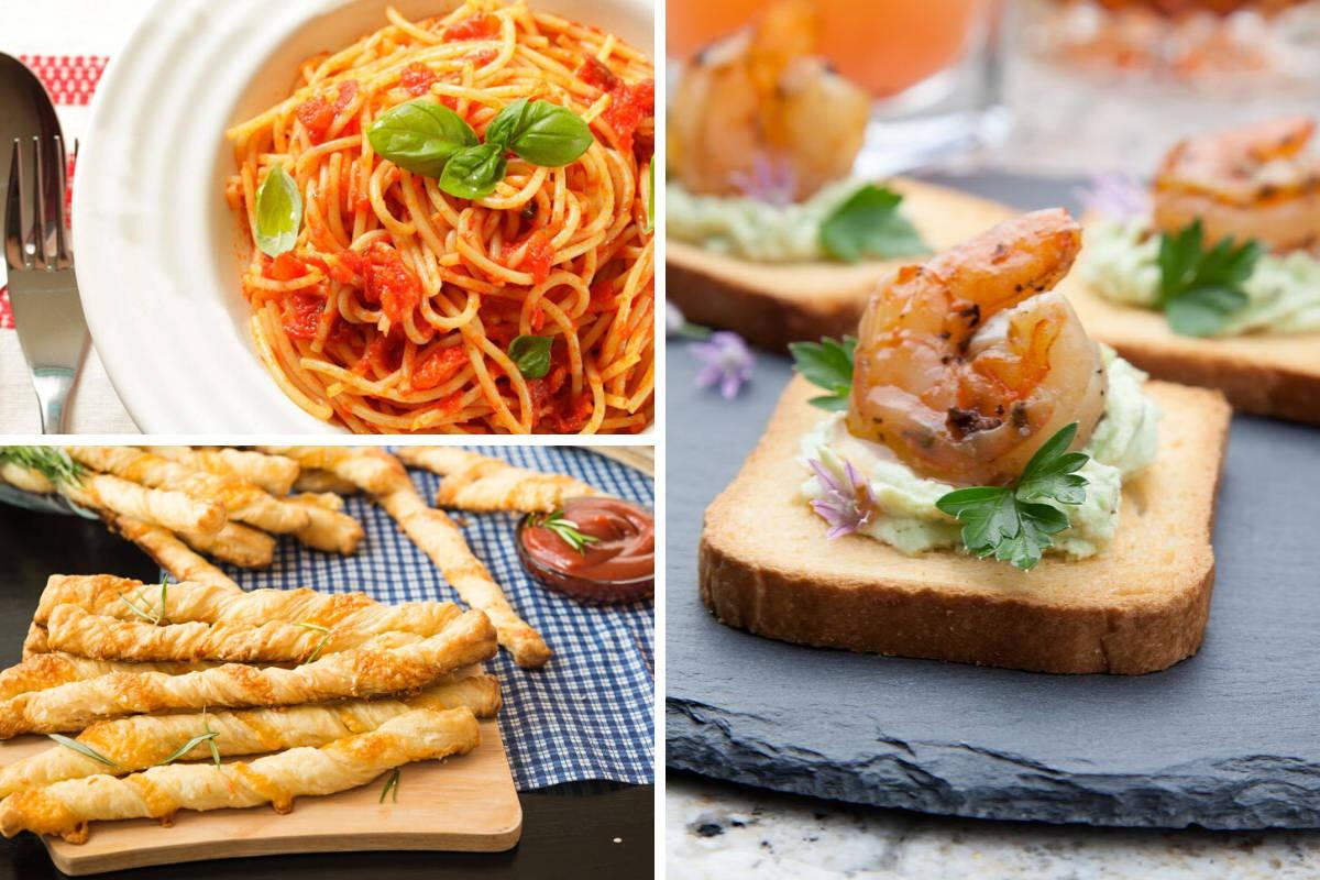 Ricette Veloci 10 Piatti Facili E Con Pochi Ingredienti