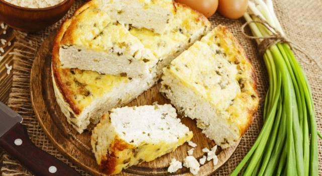 Torta 7 vasetti salata: la ricetta con zucchine e prosciutto cotto