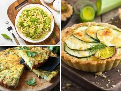 Ricette con zucchine: le 10 migliori da provare!
