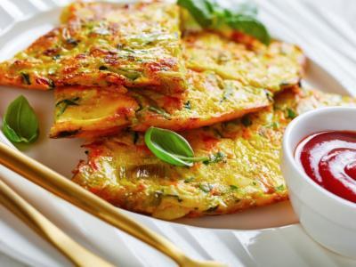 Frittata di zucchine: morbida, deliziosa e facilissima!