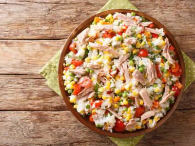 Tremate tremate… l'insalata di riso è tornata!
