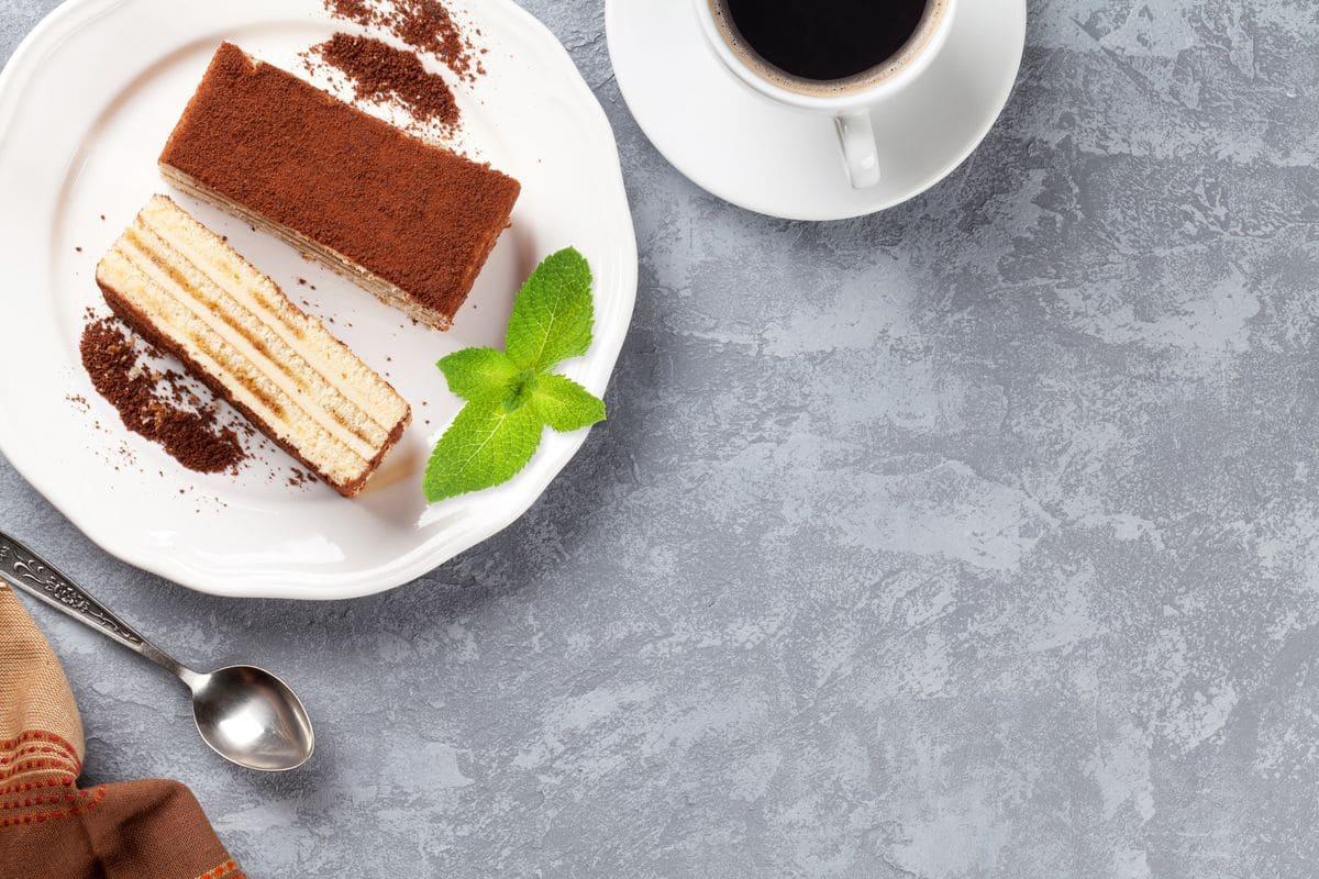 Torta mattonella senza glutine