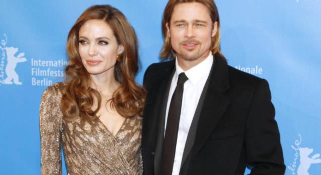 Brad Pitt e Angelina Jolie lanciano il loro Champagne Rosé