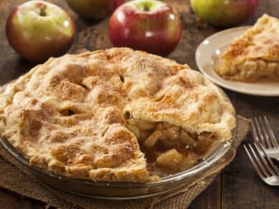 Apple pie: il dolce americano per eccellenza