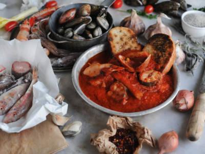 Brodetto alla fanese, il simbolo della tradizione marinara delle Marche