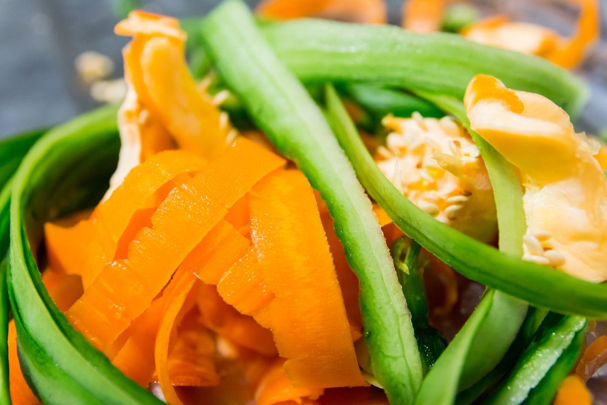 Buccia di frutta e verdura