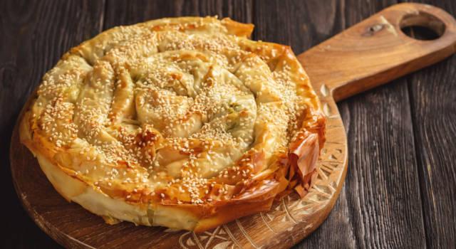 Il burek al formaggio è una delle ricette turche più buone di sempre (la preferita di Can Yaman)