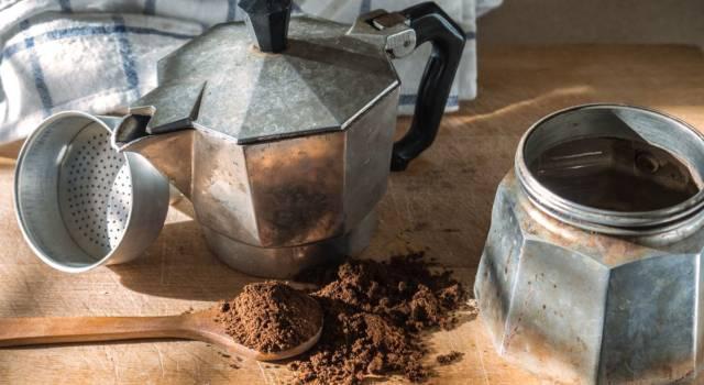 Come pulire la caffettiera? Consigli per una moka perfetta