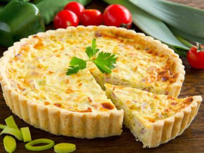 Quiche Lorraine: la ricetta di una torta salata golosa e gourmet!