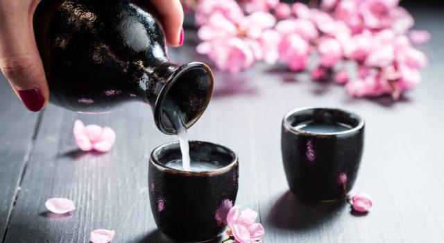 Sakè: alla scoperta del distillato giapponese