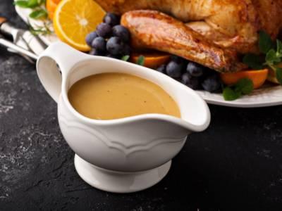 Salsa gravy: sicuri che il re del giorno del Ringraziamento sia il tacchino?