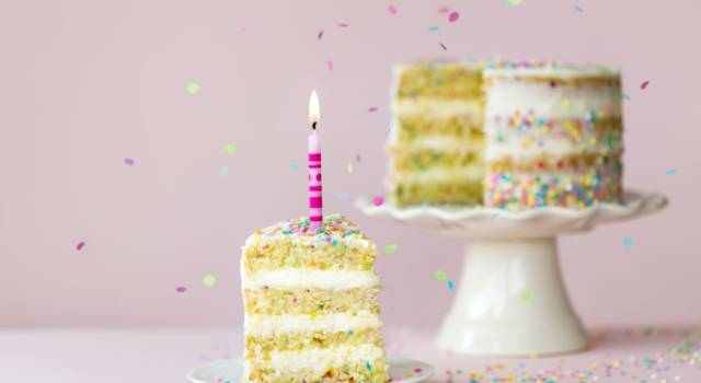 Ecco la torta di compleanno perfetta (deliziosa ogni giorno dell'anno)