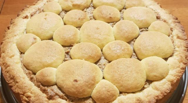 Torta di Pejo: un dolce diverso dalla solita crostata