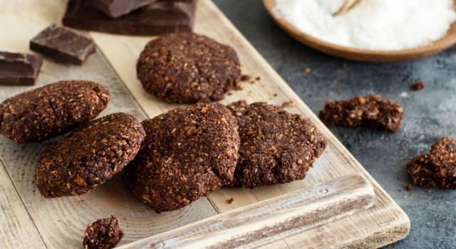 Biscotti senza cottura: la salvezza per la vostra improvvisa voglia di dolce