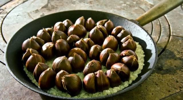 Come cuocere le castagne? 4 trucchi che non ti aspetti