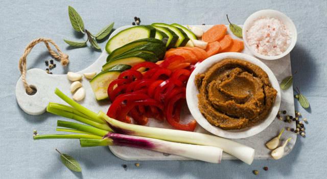Dado fatto in casa con verdure: semplice e salutare