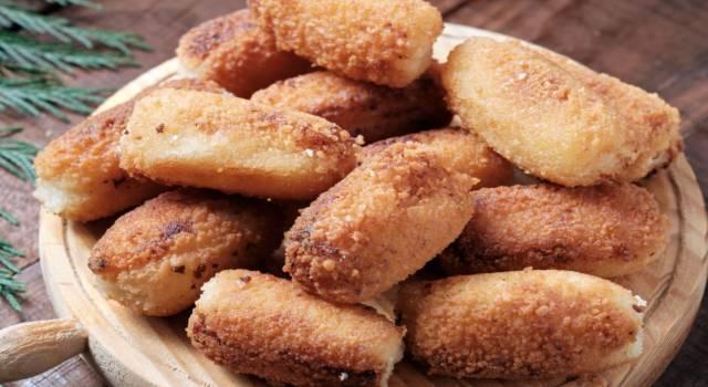 Latte brusco, una golosità tipica del fritto alla genovese