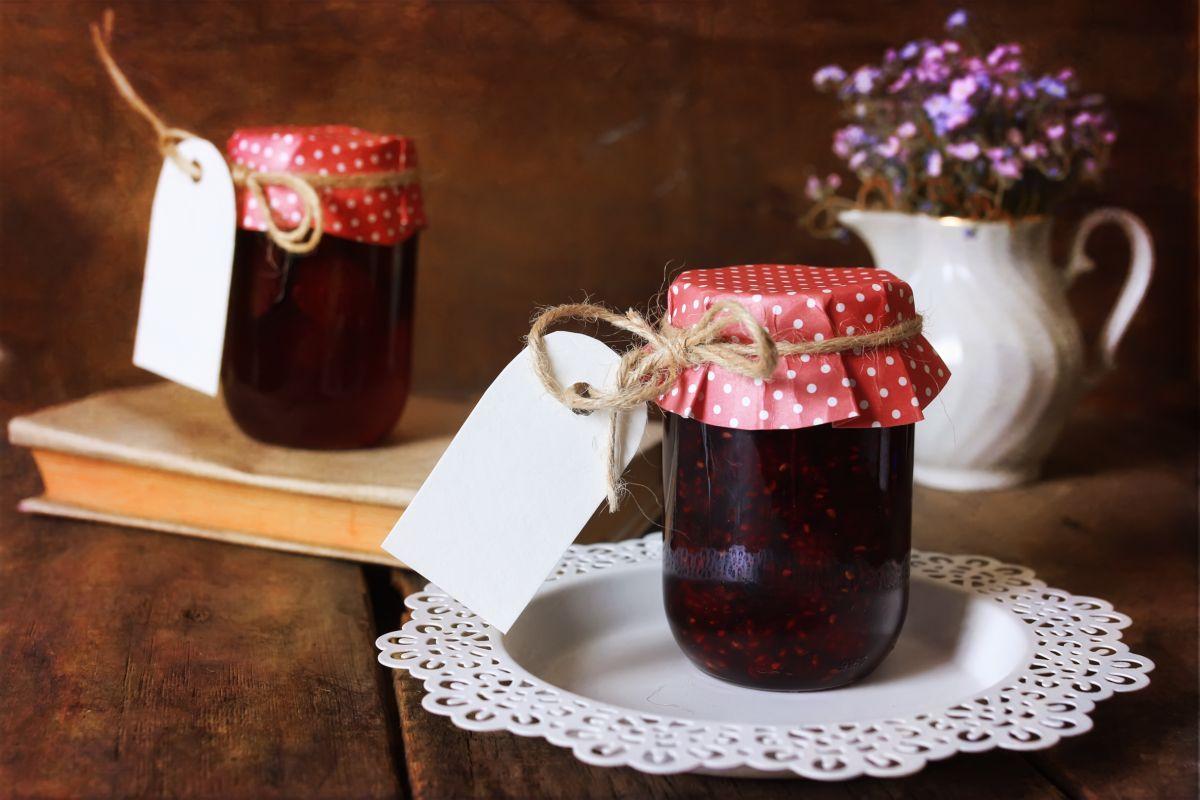 marmellata di mele e liquirizia