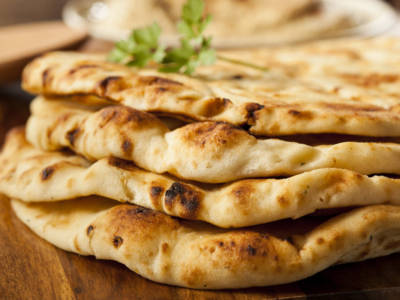 Pane naan, una piacevole scoperta della cucina indiana