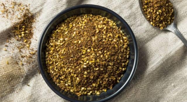 Scopriamo la miscela di spezie rinvigorente che è un toccasana: lo zaatar