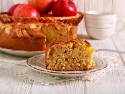 Torta frullamela, la torta di mele che non ti aspetti
