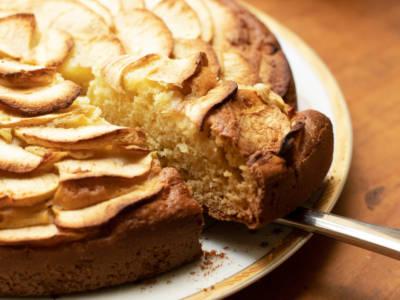 La torta invisibile di mele è pazzesca!