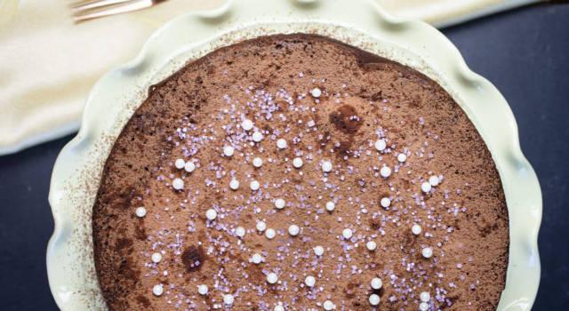 Torta smemorina: finalmente una ricetta facile da ricordare!
