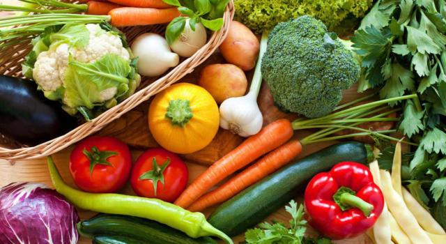 Quali sono i tempi di cottura delle verdure?