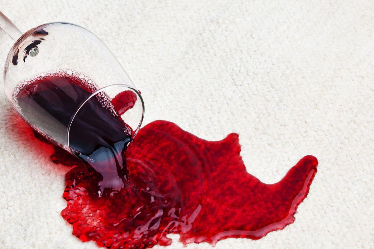 Vino rosso avanzato