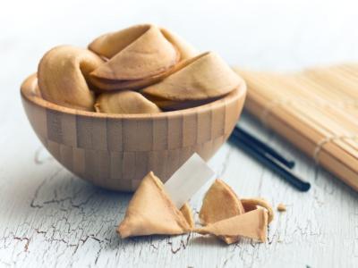 Dobbiamo dirvelo: i biscotti della fortuna non sono cinesi