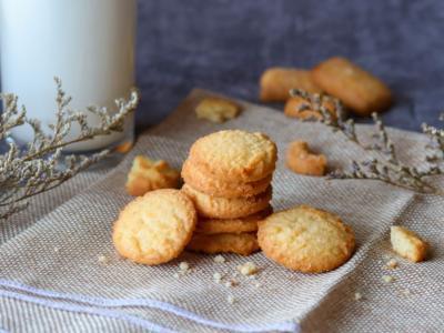 Senza uova, burro né latte: i biscotti light sono davvero incredibili