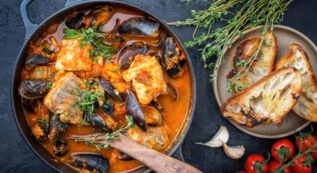 Bouillabaisse, il piatto simbolo della città di Marsiglia