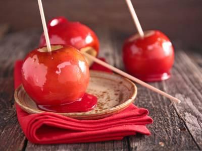 Mele caramellate: mai sottovalutarle per la merenda